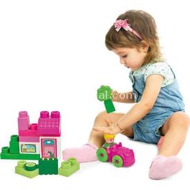 Clementoni Clemmy Plus Çiftlik Evi Soft Bloklar Oyun Seti 15 Parça Lego Oyuncakları