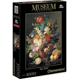 Clementoni 1000 Parça  Van Dael Vaso Di Fiori Puzzle