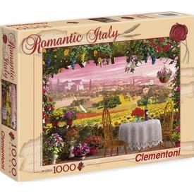 Clementoni 1000 Parça  Romantik Italya Toscana Puzzle