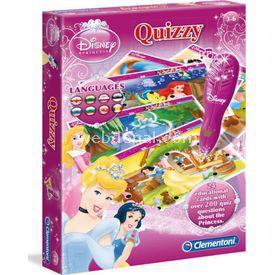 Clementoni Quizzy Bilgi Yarışması Princess Eğitici Oyuncaklar