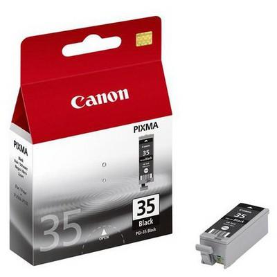 Canon 1509b001 Pgı-35bk Sıyah Kartus 9ml Kartuş