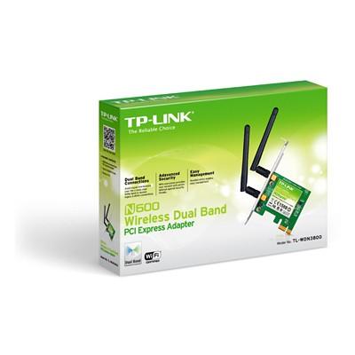 Tp-link TL-WDN3800 600Mbps Kablosuz Dual Band PCI Express