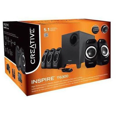 Creative Inspire T6300 5+1 Speaker