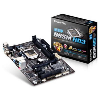 Gigabyte GA-B85M-HD3 Intel Anakart
