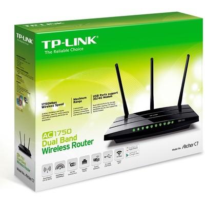 Tp-link Archer C7 1750Mbps Kablosuz Dual Band Gigabit Router