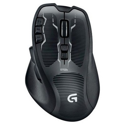 Logitech G700S Rechargeable Gaming  - Siyah Mouse