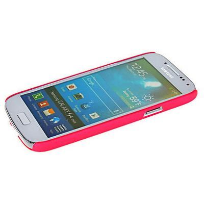 Microsonic Rubber Kılıf Samsung Galaxy S4 Mini I9190 Pembe Cep Telefonu Kılıfı