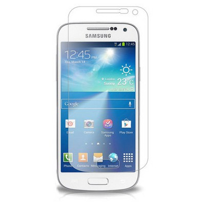 Microsonic Ultra Şeffaf  - Samsung Galaxy S4 Mini I9190 Ekran Koruyucu Film
