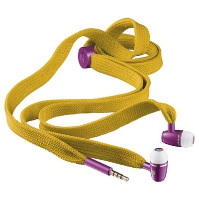 Trust Urbanrevolt 19281 Lace Mikrofonlu Kulakiçi Kulaklık-sarı Kulak İçi Kulaklık