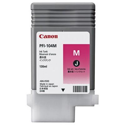 Canon PFI-104M Kırmızı Kartuş