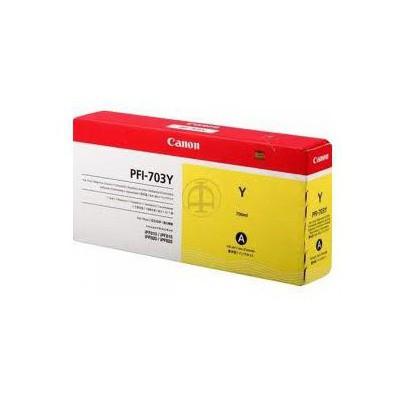 Canon PFI-703Y Sarı Kartuş
