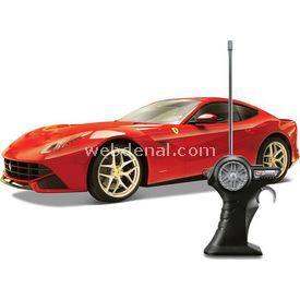 Maisto Tech 1:14 Ferrari F12 Berlinetta U/k Araba Kırmızı Arabalar