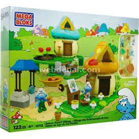 Mega Bloks Şirinler Köyü Oyun Seti Erkek Çocuk Oyuncakları