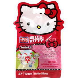 Mega Bloks Hello Kitty Sürpriz Figürler Lego Oyuncakları