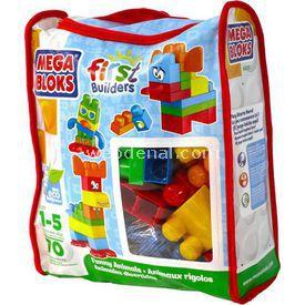 Mega Bloks Eğitici Bloklar Büyük Boy Oyun Seti Lego Oyuncakları