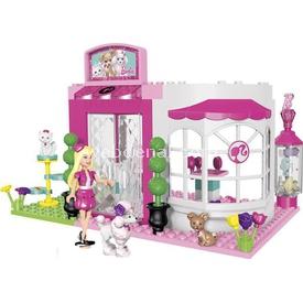 Mega Bloks Barbie Pet Shop 98 Parça Oyun Seti Lego Oyuncakları