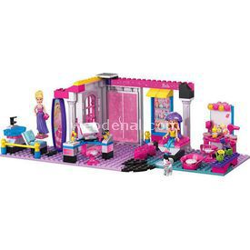 Mega Bloks Barbie Kuaför Salonu Oyun Seti Lego Oyuncakları