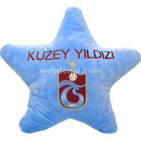 Trabzonspor Yıldızlı Yastık Yorgan