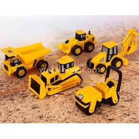 CAT Mini Araç 5'li Set Erkek Çocuk Oyuncakları