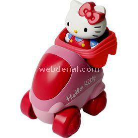 Necotoys Hello Kitty Sallanan Araba Oyun Seti Arabalar