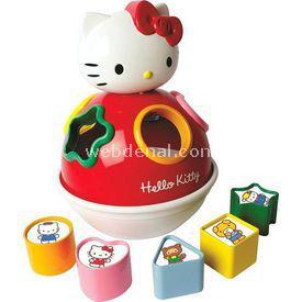 Necotoys Hello Kitty Bultak Figür Oyuncak Eğitici Oyuncaklar