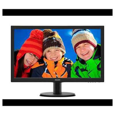 "Philips 203V5LSB26/62 19.5"" HD+ Monitör"