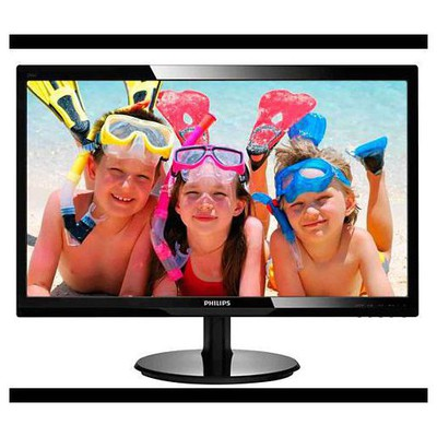 "Philips 246V5LHAB/01 24"" 1ms Full HD Monitör"
