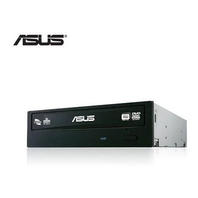Asus DRW-24F1ST, 24X, SATA DVD-RW, Siyah, BULK (KUTUSUZ) Optik Sürücü