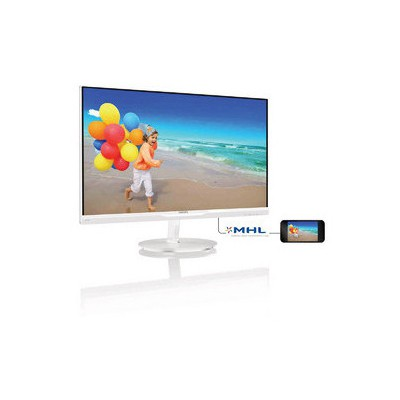 "Philips 274E5QHAW/00 27"" 5ms LED Monitör"