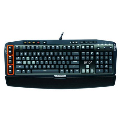Logitech G710+ Mechanical Gaming Klavye (920-005705)