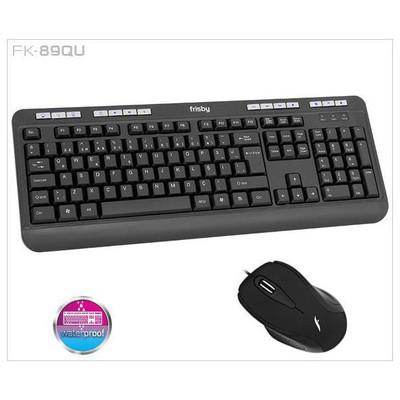 Frisby FK-89QU USB Kablolu Klavye Mouse Seti