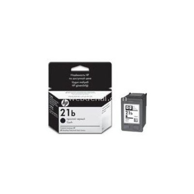 HP 21B Siyah Kartuş C9351BE