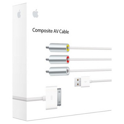 Apple Kompozit Av Kablo Mc748zm-a Adaptör Kablosu