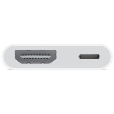 Apple Lightning Digital AV Adaptörü - MD826ZM-A