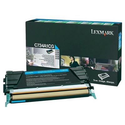 Lexmark C734A1CG Toner