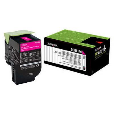 Lexmark 70C8HM0 Toner