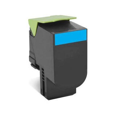 Lexmark 80C8XC0 Mavi