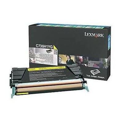 Lexmark C736H1YG Toner
