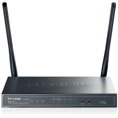 Tp-link TL-ER604W SafeStream Kablosuz N Gigabit VPN Router