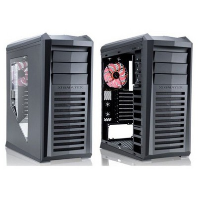 Xigmatek Talon Vector 750w Full Tower Kasa (CCM-38BBW-E71)