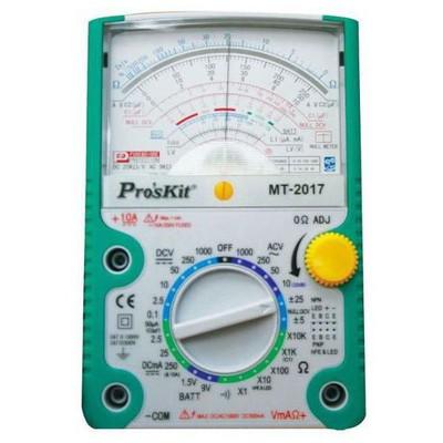 Proskit MT-2017 Analog Multimetre Dedektör