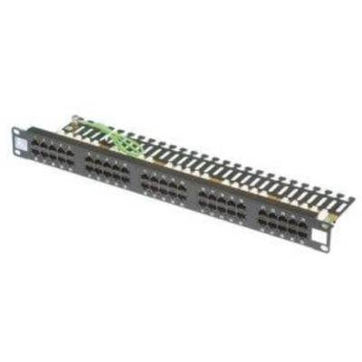 HCS P.panel Cat 3 25 Port Rj-45 1u Ağ / Modem Aksesuarı