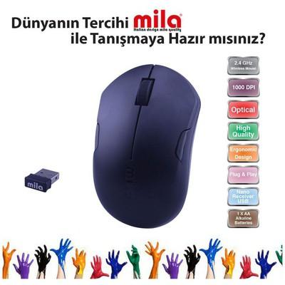 Classone ML352 Kablosuz Mouse - Siyah