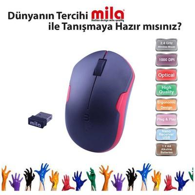 mila-ml360-kablosuz-siyah-kirmizi