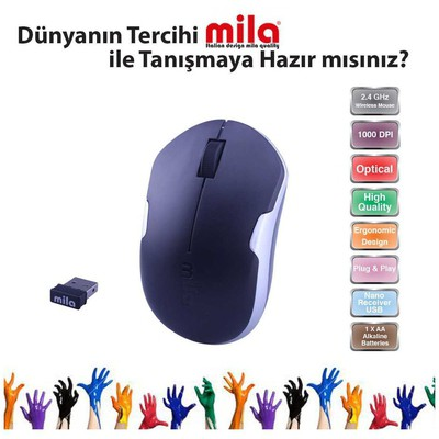 Classone ML361 Kablosuz Mouse