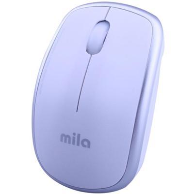 Classone  ML400 Silent Serisi Kablosuz Mouse - Beyaz/Gümüş