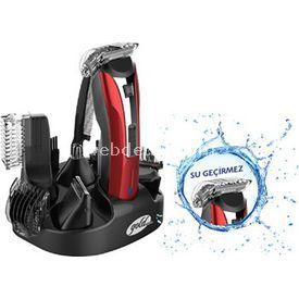 Goldmaster Elvis GHT-7112 Erkek Yüz ve Saç Bakım Seti Tıraş Makinesi
