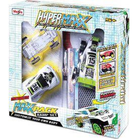 Maisto Hyper-maxx Rampa Yarış Seti Erkek Çocuk Oyuncakları