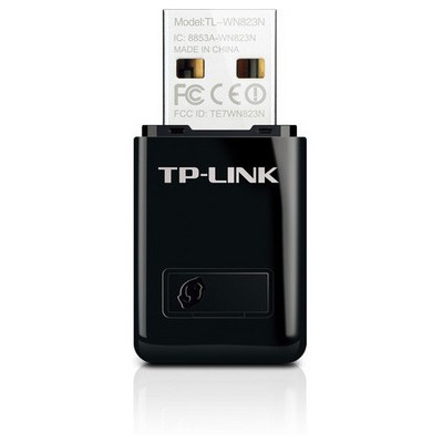 Tp-link TL-WN823N Mini Wireless N USB Adaptör