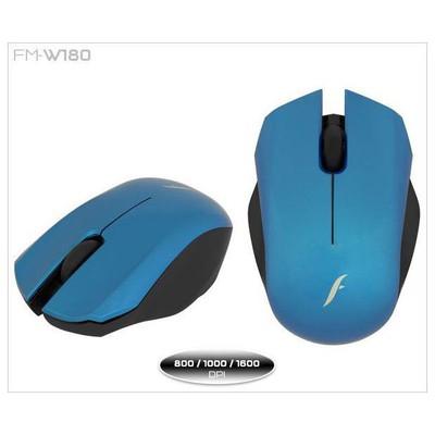 frisby-fm-w180-kablosuz-mavi